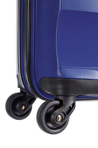 American Tourister Bon Air Spinner Suitcase, 75 cm, 91 L, Bleu (Midnight Navy)
