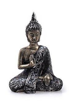 "'Pajoma–""paduma de Buda sentado, talla XS, H 13cm"