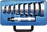 Bgs - Jeu de 10 plaques de pression