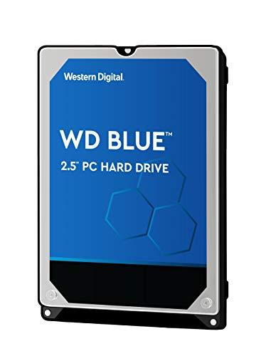 WD WD7500BPVX Blu Hard Disk Mobile da 750 GB, 5400 RPM, SATA 6 GB/s, 2.5 ', 9.5 mm