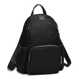 Naerde Fashion Oxford Fabric Backpack Shoulder Bags Rucksack for Girls or  Women Black ff0a039c88b07