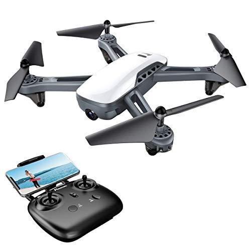 Potensic Drone Dual GPS con Telecamera 1080P HD Camera Grandangolare Regolabile RTH RC FPV WiFi...