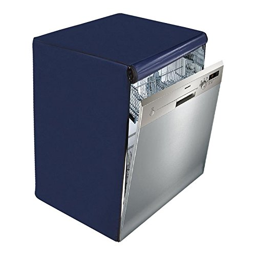 Stylista Dishwasher cover for Bosch Free-Standing 12 Place Settings SMS60L18IN Blue