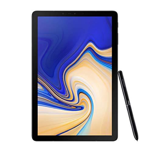 Samsung Galaxy Tab S4 Tablet, 10.5, 64 GB Espandibili, WIFI, Nero [Versione Italiana]