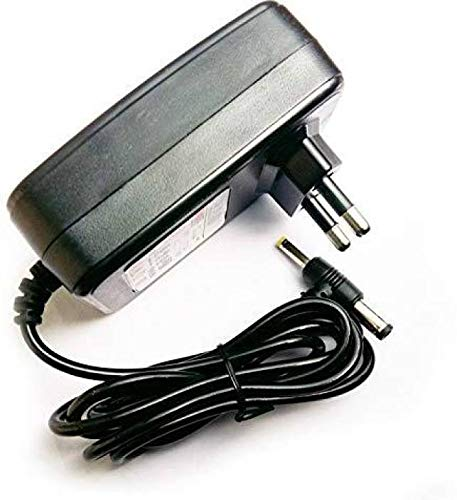 Ayushi Fashion World 5V 2A Worldwide Power Supply Adapter Charger with AC Input 100-240V DC Output for Multipurpose Use (Black)
