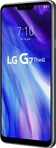 "LG G7 ThinQ LMG710EM 15.5 cm (6.1"") cuatro GB 64 GB 4G Platinum 3000 mAh - Smartphone (15.5 cm (6.1""), cuatro GB, 64 GB, 16 MP, Android® 8.0, Platinum)"