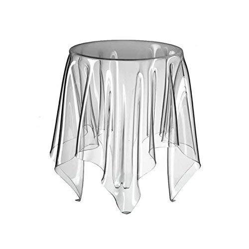 Essey 10482 - Tavolino di appoggio Illusion, Colore: Trasparente