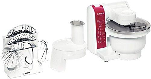 Bosch MUM4825 Macchina da Cucina, 600 W, Bianco
