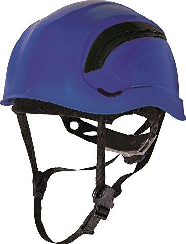 Delta plus Granito Wind Casco de protección Mens trabajo cabeza–Protector de cabeza de sombrero azul