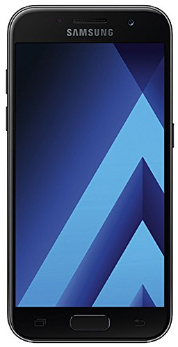 Samsung Galaxy A3 2017 - Smartphone (pantalla táctil de 4.7 pulgadas, 16GB, Android, A320F NFC LTE