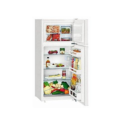 Liebherr CTP 2121 Libera installazione 195L A++ Bianco frigorifero con congelatore
