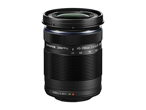 Olympus M.Zuiko Digital - Objetivo para micro cuatro tercios (distancia focal 40-150 mm, apertura f/4.0-5.6 R, zoom óptico 3.8x, diámetro 58 mm) color negro