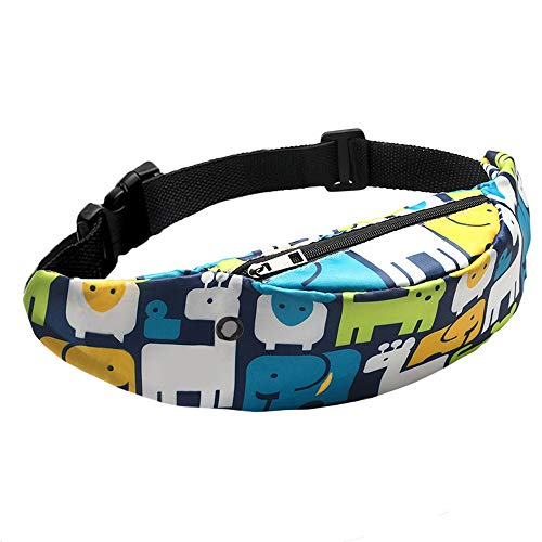 TITAP 2018 New Style 1PC Colorful Waist Bag Waterproof Travel Fanny Pack Mobile Phone Waist Pack Belt Bag (H)