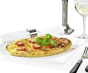 Lurch-85056-FlexiForm-Pizzaform-2-er-Set-braun