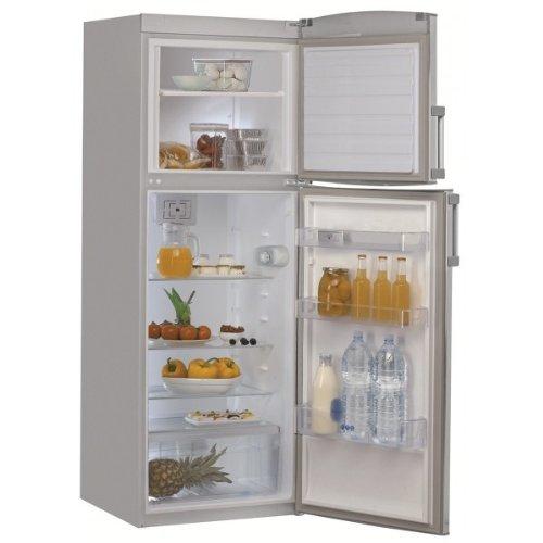 Whirlpool WTE31132 TS Libera installazione 316L A++ Acciaio inossidabile frigorifero con congelatore