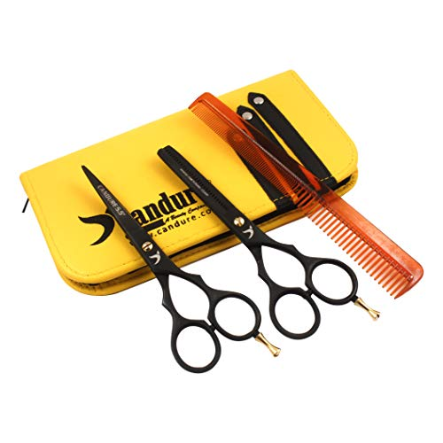 Forbici da parrucchiere barbiere estetista per sfoltimento di taglio dei capelli