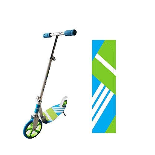 JAUTO 200mm Wheel City Scooter City Scooter, City-Roller klappbar und höhenverstellbar, Kickscooter für Erwachsene und Kinder