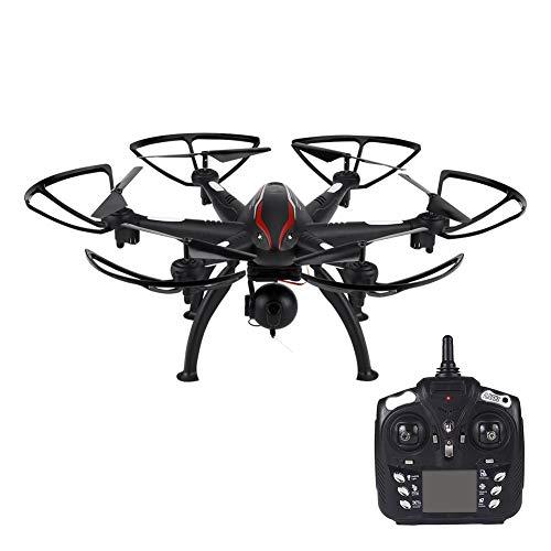 Drone GPS L100, 2.4GHz 6 Assi 5G Hexacopter Controllo App con videocamera WiFi HD grandangolare...