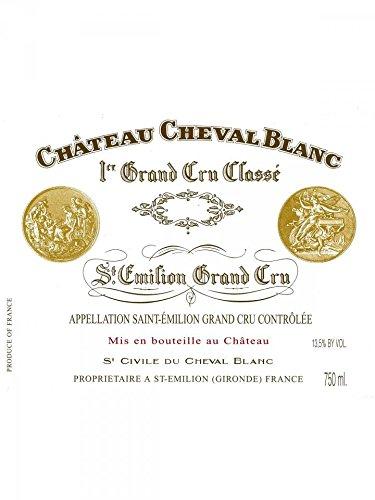 CHÂTEAU CHEVAL BLANC 2001, Saint Emilion - 1er Grand Cru Classé A
