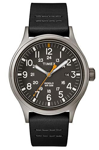Timex Herren Analog Quartz Uhr Allied