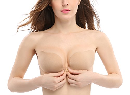 bc1cabadc2 Deceny CB Invisible Bras Self Adhesive bra Silicone Bra Push Up Strapless  Bra - SixtySomething - Over Sixty Lifestyle Magazine