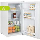 Ultratec 331400000676Réfrigérateur avec compartiments en verre/A +/83,5cm/112kWh/an/85l partie isotherme/Blanc