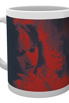 GB eye, El Exorcista, Regan, Taza