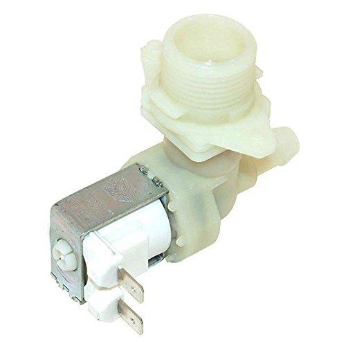 Spares2go singolo Solenoide ingresso acqua valvola di riempimento per Grundig lavatrice