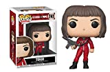 Funko- Pop Vinyl: Television: Money Heist: Tokio w/Mask Chase LA CASA di Carta Idea Regalo, Statue, COLLEZIONABILI, Comics, Manga, Serie TV, Multicolore, 34488