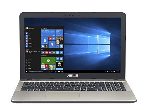 Asus VivoBook Notebook, 15.6' HD LED, Processore Intel Celeron N3350, RAM 4 GB, Hard Disk 500GB,...