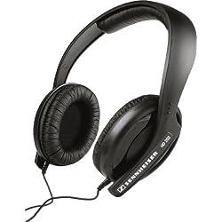 Sennheiser HD 202 II - Auriculares de diadema cerrados, negro