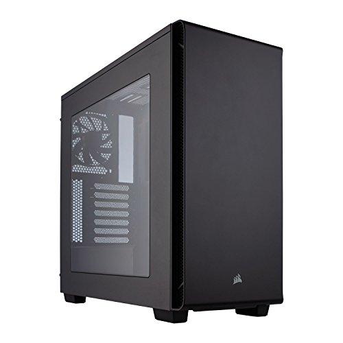 Corsair Carbide Series 270R PC-Gehäuse (Seitenfenster Mid-Tower ATX) schwarz