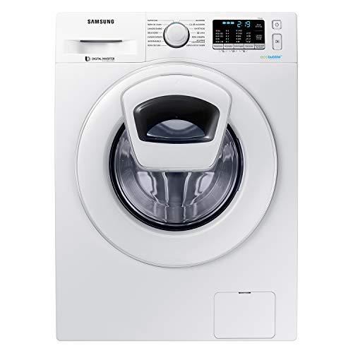 Samsung WW90K5410WW/ET Lavatrice AddWashTM (9 kg, 1400 rpm) [Classe di efficienza energetica...
