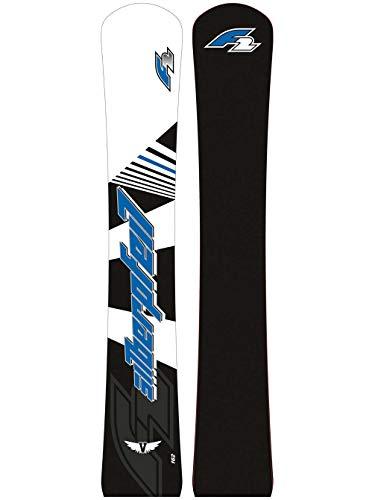 Sconosciuto F2 2020 - Snowboard da Uomo Vantage con Freccia Argentata 168 Alpine
