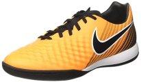 Nike-Magistax-Onda-II-IC-Botas-de-ftbol-para-Hombre-Naranja-Laser-OrangeBlack-VoltWhite-42-EU
