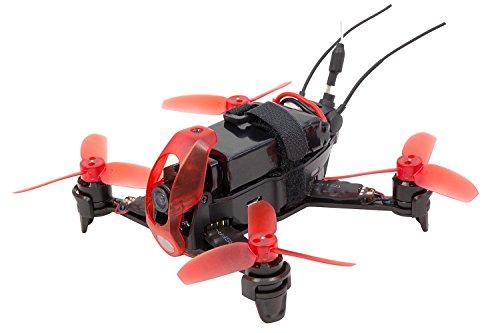 Walkera 15004100–FPV Quadrirotore Rodeo Racing 110RTF–FPV–Drone con Telecamera HD, Batteria, Caricabatterie e Telecomando Devo 7