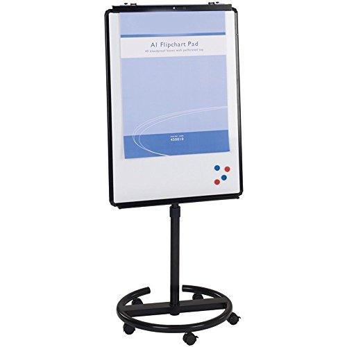 VIZ-PRO Lavagna Magnetica | Lavagna a fogli mobili, cornice in alluminio, 70 x 100 cm