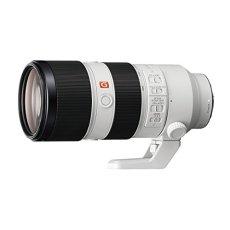 Sony SEL70200GM G Master - Objetivo para cámara, F2.8 constante para montura E, SteadyShot, antirreflectante, blanco