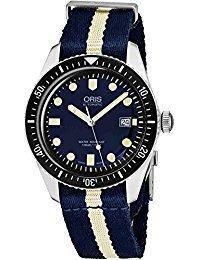 Oris Divers Sixty-Five Herren-Armbanduhr 42mm Automatik 01 733 7720 4055-LS29