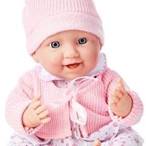 Molly Muñeca Dolly Baby Olivia 42cm Vinyl Doll