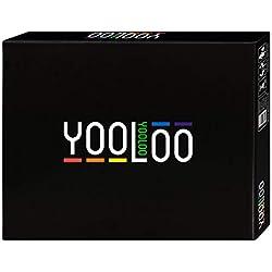 YOOLOO – El Divertido Juego de Cartas para Toda la Familia o para Fiestas – Nueva versión – (de 2 a 8 Personas)