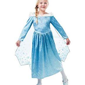 Rubies Frozen - Disfraz Elsa Deluxe infantil