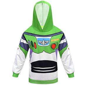 POIUYT Toy Story Buzz Lightyear O Woody Traje Pantalon Top,Top-110cm