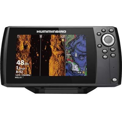 Humminbird Helix 7 Chirp MSI GPS G3N, w/Xdcr