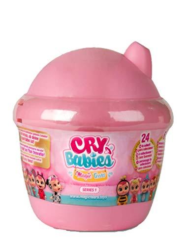 IMC Toys- Cry Babies IMC Crybabies Magic Tears in Capsula 937, Multicolore, Única, 8421134098442