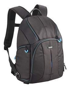 Cullmann Sydney Pro Twin Pack 600+, 2in1Foto Mochila/Daypack, Senderismo, para cámaras réflex y Accesorios, Dimensiones Interiores Cámara Compartimento 320x 400x 150mm Negro