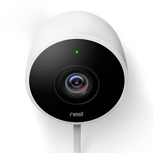Nest Cam Outdoor Caméra de sécurité 23