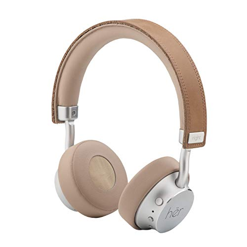 hër on-ear wireless bluetooth stereo headphone