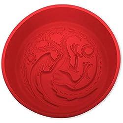 Molde de silicona Casa Targaryen. Juego de Tronos
