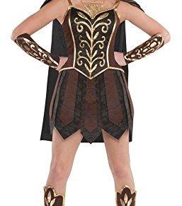Disfraz de gladiadora romana Xena La Princesa Guerrera, para mujer